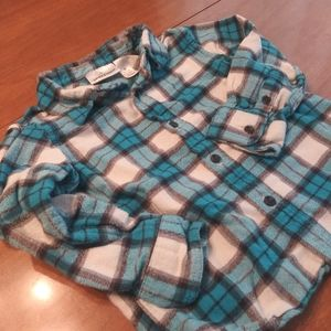 Jumping Beans - Kids Flannel - 3T